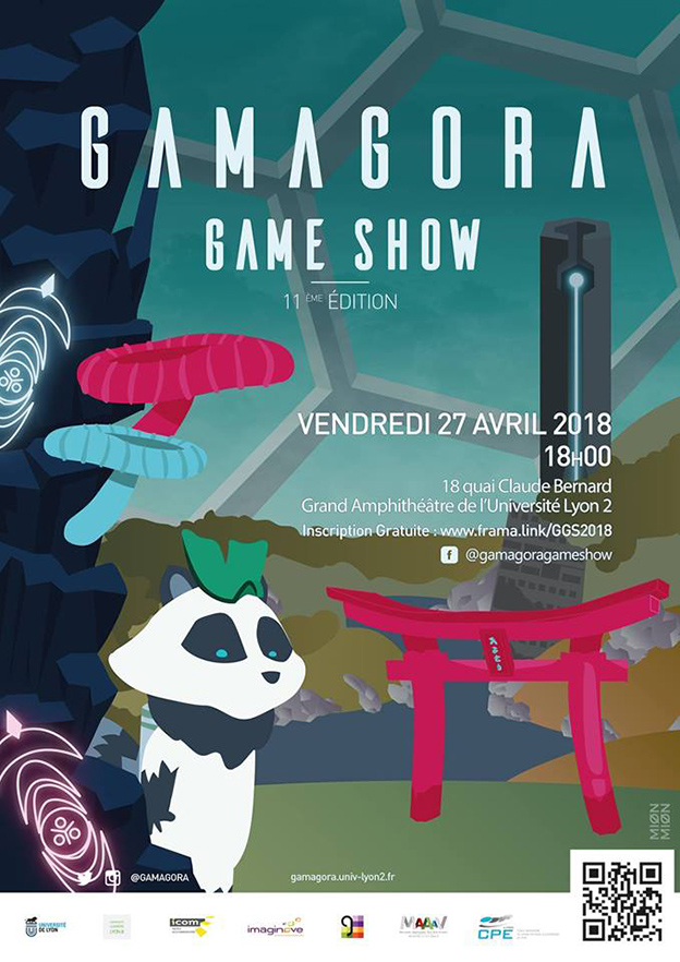 Gamagora Game Show #11