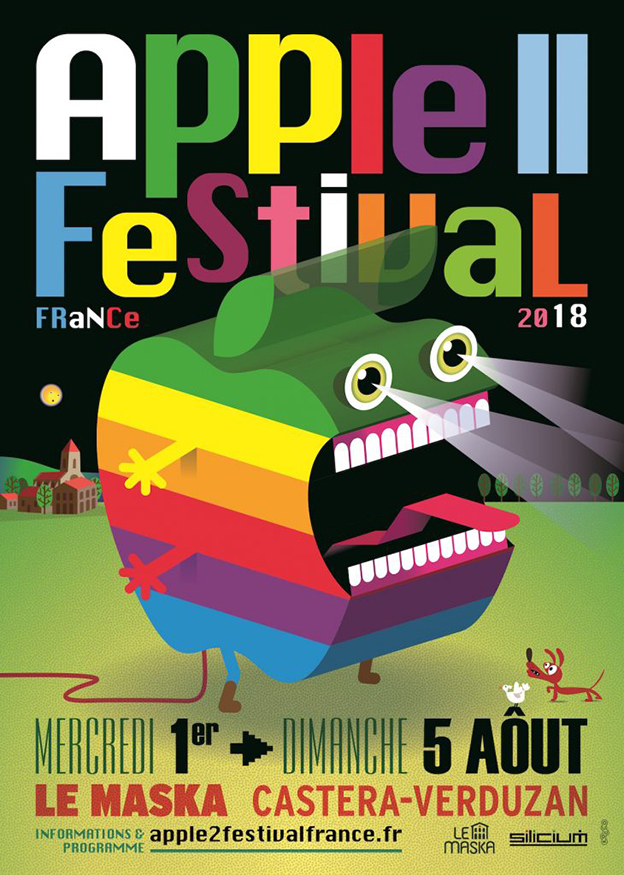Apple II Festival France 2018