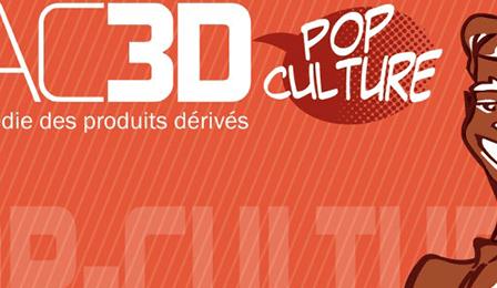 CAC3D Pop-Culture