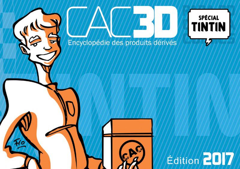 CAC3D Tintin (ed. 2017)
