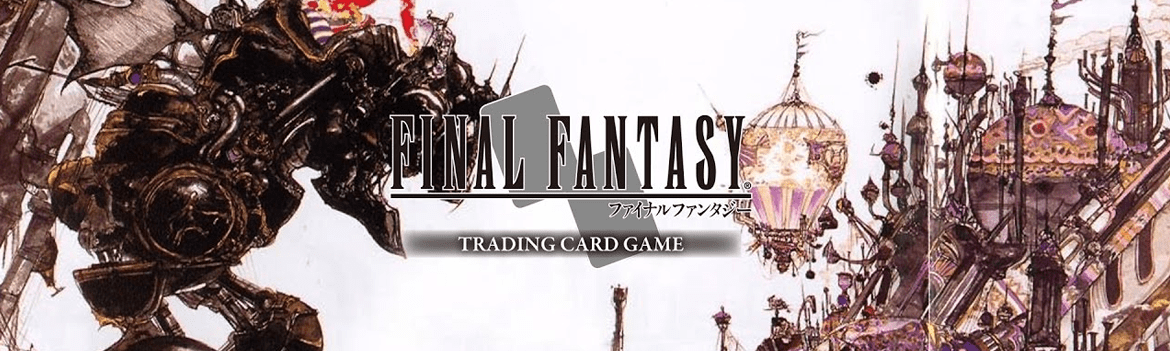 Final Fantasy Trading Card Games