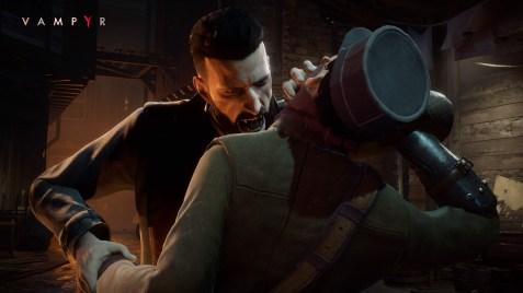 Vampyr - Screenshot 04