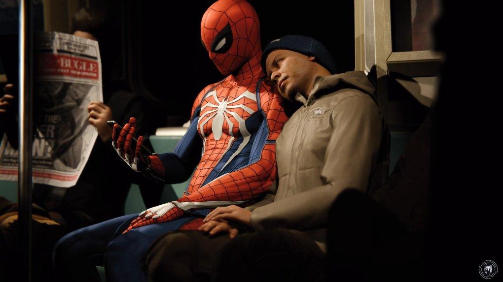 Marvel's Spider-man : Screenshot 10