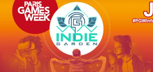 Paris Games Week 2018 : Indie Garden