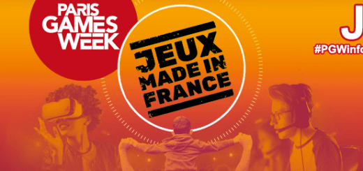 Paris Games Week 2018 : Jeux Made in France