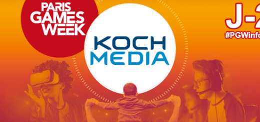 Paris Games Week 2018 : Koch Media