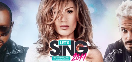 Let's Sing 2019 : Hits Français et Internationaux