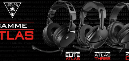 Turtle Beach : Gamme Atlas