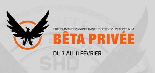 Tom Clancy's The Division 2 : Bêta privée