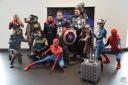 Soirée Spéciale Avengers #1 @ CinéLoire de Tours : Cosplayeurs
