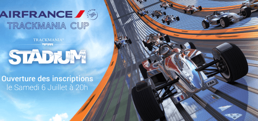Air France Trackmania Cup 2019