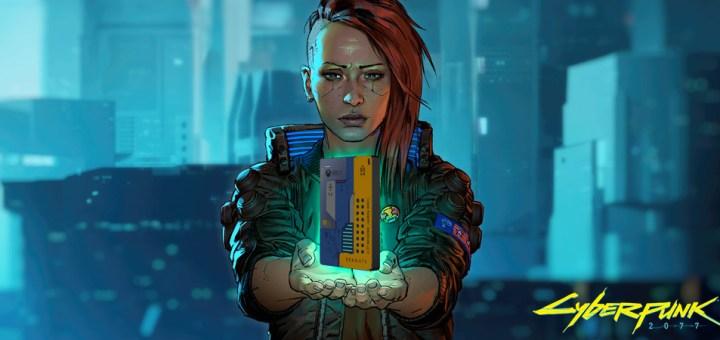 Game Drive Seagate pour Xbox Édition Spéciale Cyberpunk 2077