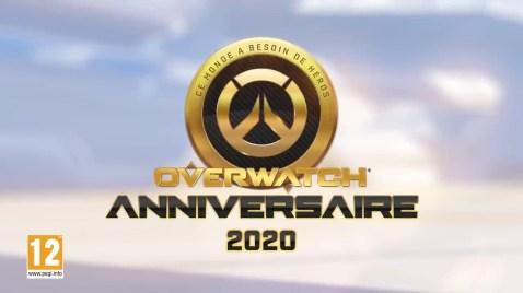 Overwatch 4th Anniversary