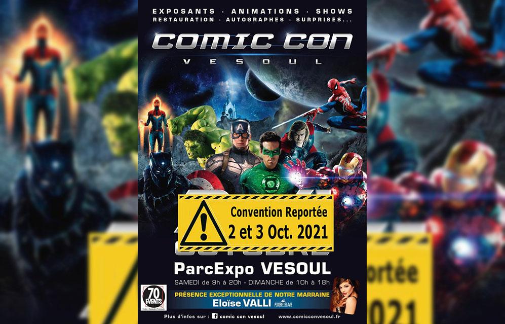 Comic Con Vesoul 2020