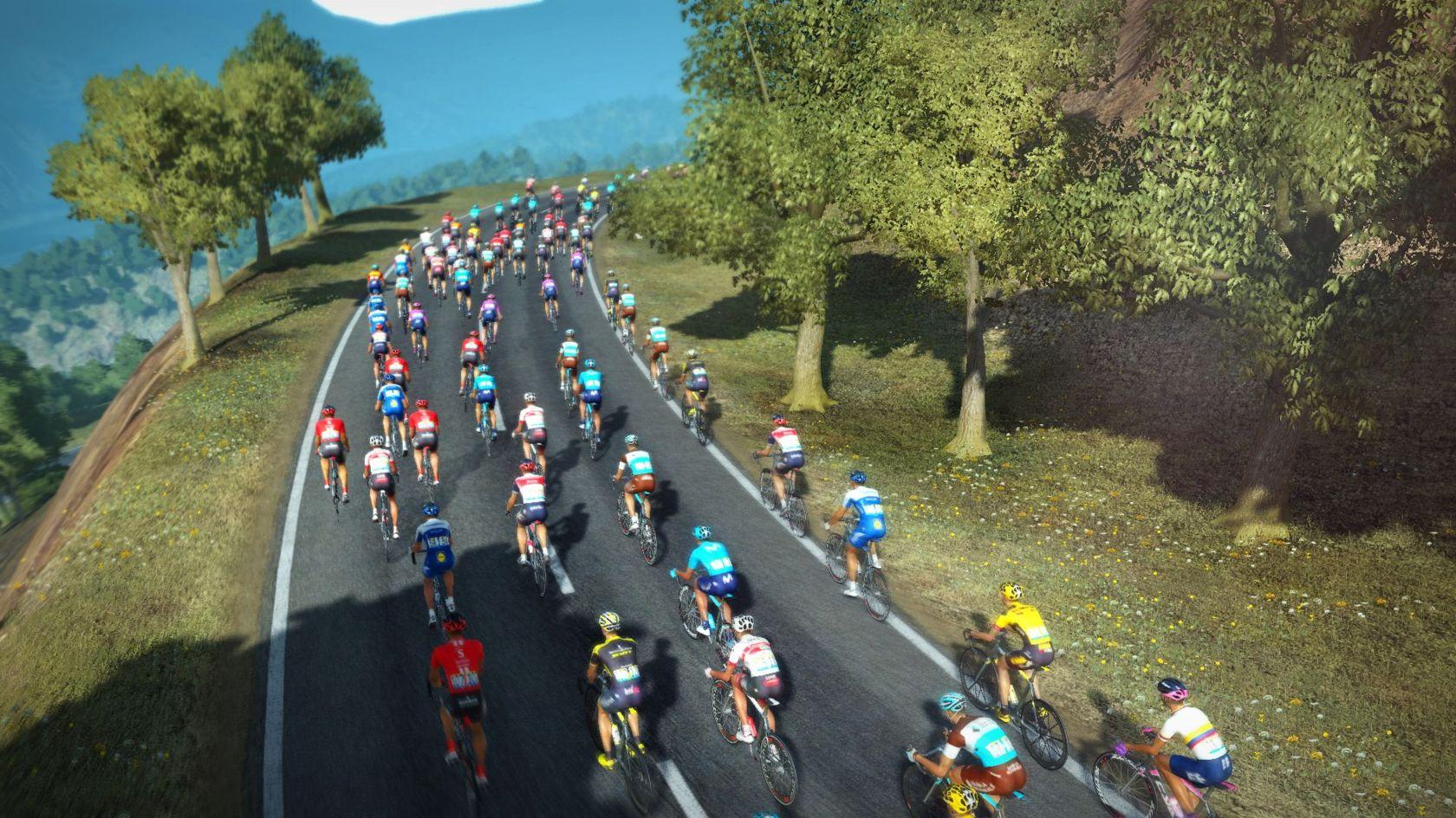 eTour de France 2020 : Screenshot