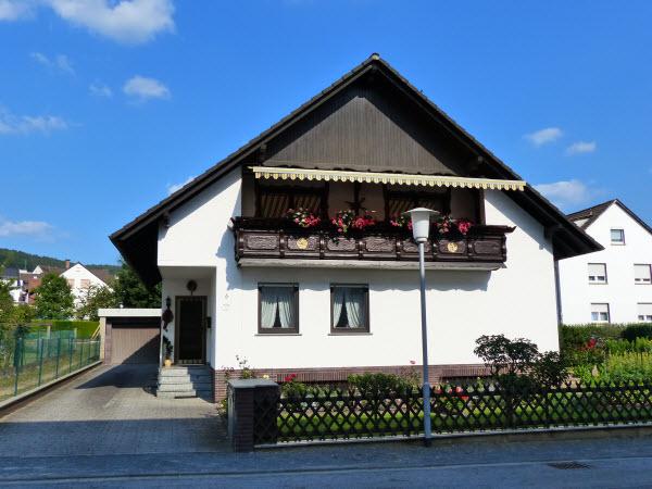Ferienwohnung Haus Heidi Kampitsch Michelstadt