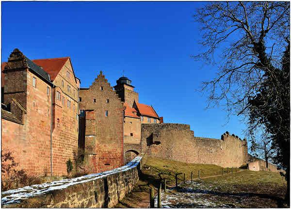 Burg Breuberg von Frank Steiger