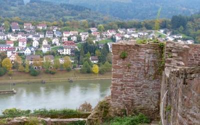 Burg / Schloss Hirschhorn