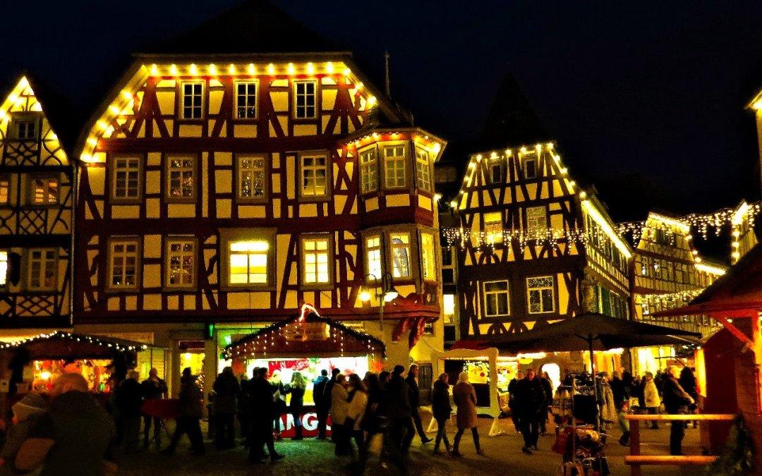 Bensheimer Weihnachtsmarkt