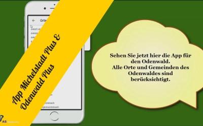 App für Infos im Odenwald