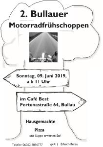 2.  Bullauer Motorradfrühschoppen