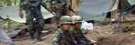 soldats de preah vihear
