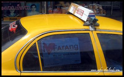 Taxi-farang