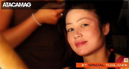 Atacamag consacre un numéro à la Thaïlande