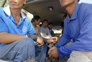 La Thaïlande pointée du doigt pour le traitement de ses travailleurs migrants