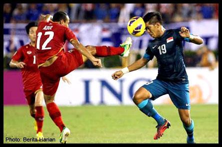 AFF Suzuki Cup : La Thaïlande impuissante face à Singapour [Vidéo]