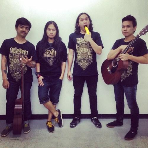 Découvrons KluayThai, groupe de metal thaïlandais