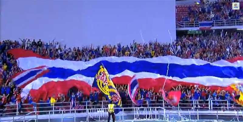 La Thaïlande en finale de l'AFF Suzuki Cup