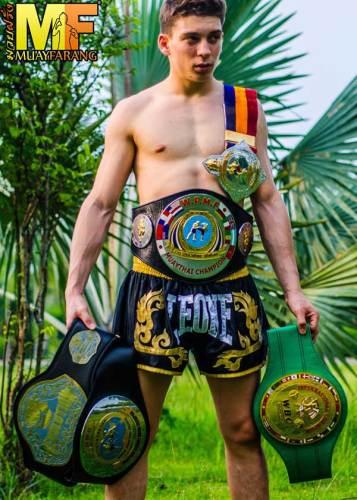 La Thaïlande de... Mathias Gallo Cassarino