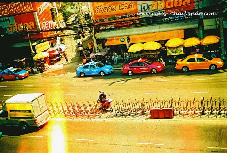 Enquête sur la qualité de vie : Bangkok mal placée