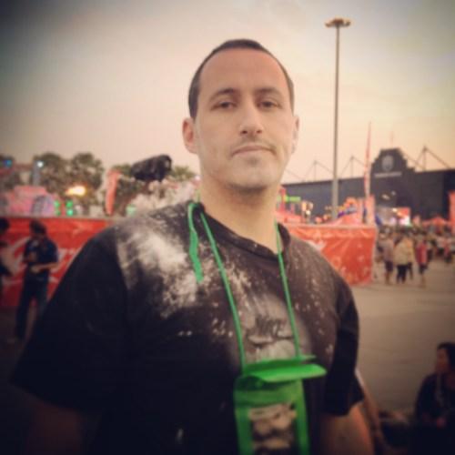 Songkran 2015 à Buriram : de l'eau et des concerts