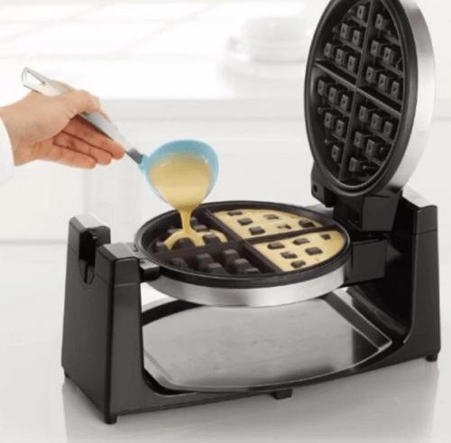 pembuat waffle