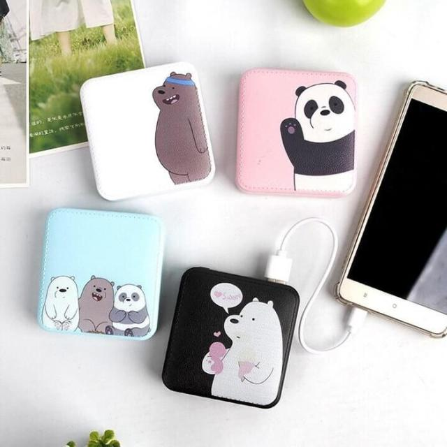 we bare bear powerbank