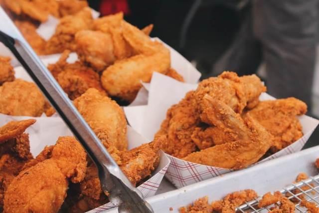 kurangkan makanan bergoreng