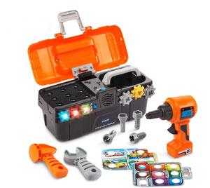toolbox alat mainan untuk kanak-kanak