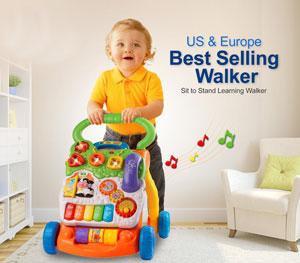 Educational-Baby-Walker
