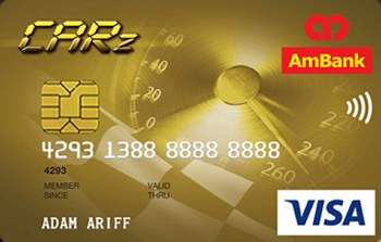 AmBank CARz Gold Visa