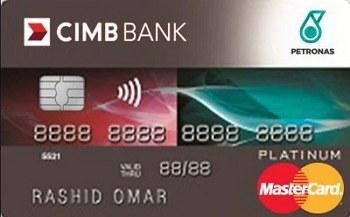 CIMB Petronas Platinum MasterCard