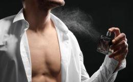 minyak wangi kegemaran lelaki