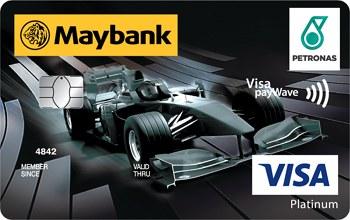 Petronas maybank platinum visa