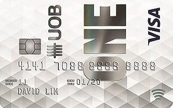 UOB One Visa Classic