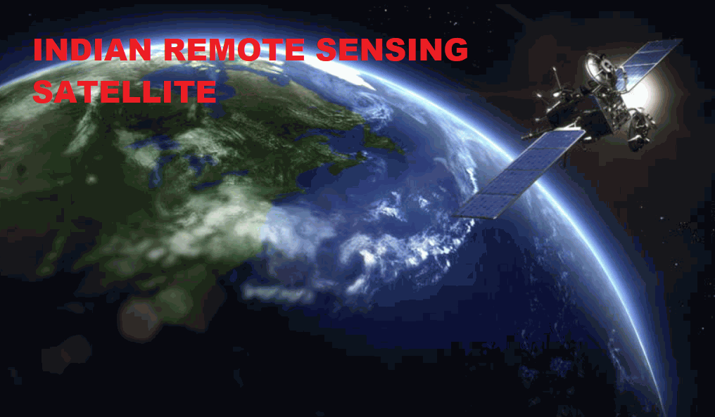 indian remote sensing satellite