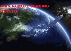 INDIAN REMOTE SENSING SATELLITE
