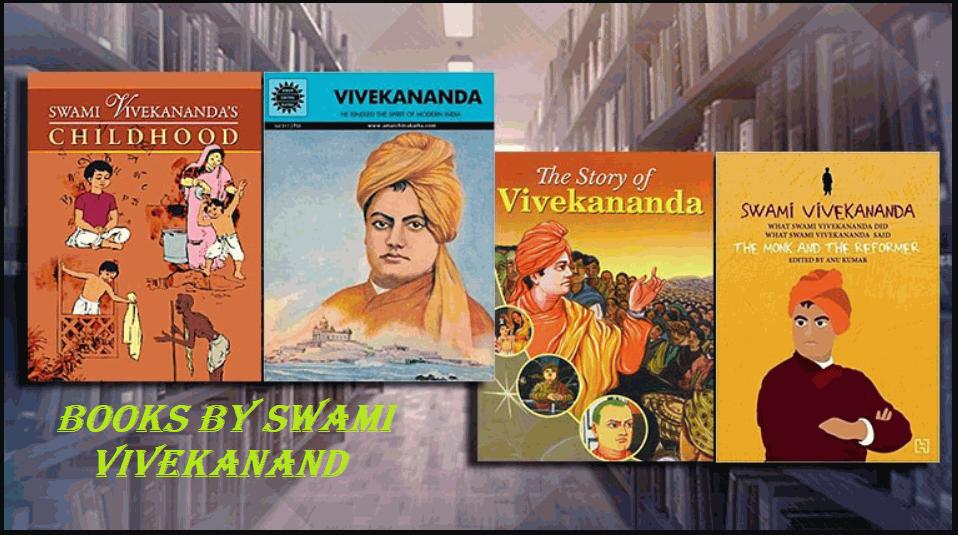 books by vivekananda