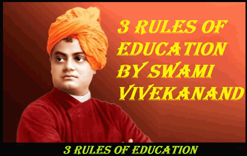 swami vivekananda on education