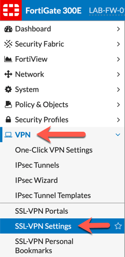 Configuring LDAP Authentication for Remote Access VPN